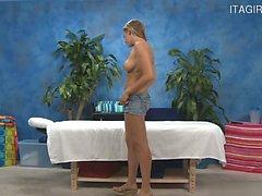 Sexy pornstar brutal orgasm