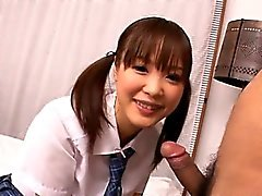 Moist pussy schoolgirl finger screwed and plowed in pleasure