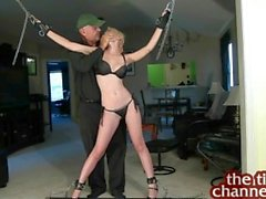 TheTickleChannel - Sidnay Tickle Torture