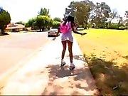 Ebony Skater (Ann Priena)