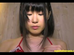 Petite Jav Teen Sakura Miyahara Takes A Shower