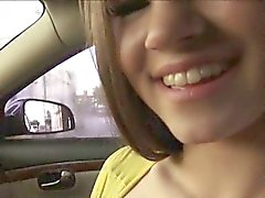 Amateur teen girl London Smith gives head and nailed
