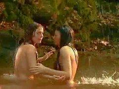 Hazal Senel ve Tuvana Turkay Turkish Celeb Nude Naked