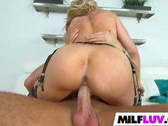 Curvy MILF Raquel Sultra Gets Drilled