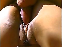 French arab girl with two guys