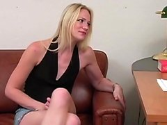 Teen Alysa Gap makes her anal dreams a reality