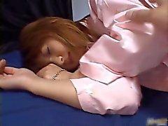 Wild slut Asumi Mizuno gets fucked