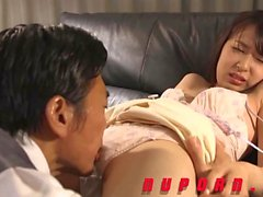 Cute Jav Teen Fingered In The Ass At bed
