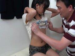 Japanese daughter