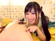 Cute Teen POV Handjob