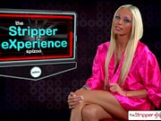 The Stripper Experience - Rikki take two dicks at once