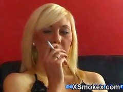 Explicit Teen Smoking Wild XXX