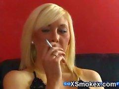 Explicit Teen Smoking Wild XXX