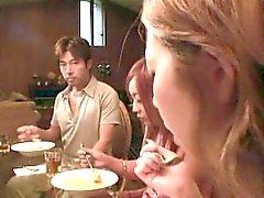 Japanese strange family
