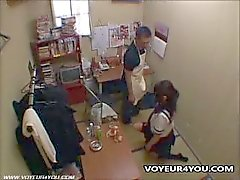 Voyeur 4 You: Shoplifting School Girls 1st Part