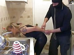 AltSiren and Carlyelle kidnapped, bound, and gagged