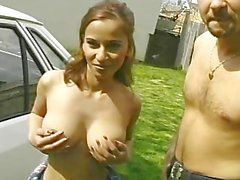 Big Cock For Young German Chick