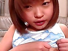 Japanese teen shares her private video