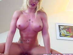 German big tits muscle blonde first time userdate casting