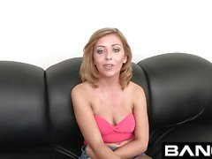 Kelly Greene drilled in her pussy