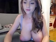 Sexy Hausfrau first deepthroat