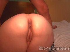 Multiple Barebacks for Blindfolded Wife