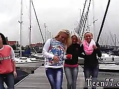 Big ass blonde doggystyle A nasty boat trip