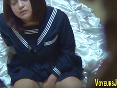 uniformed japanese teen sexy