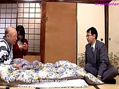 Japanese wife Nozomi n Father-in-Law 1 (by MrBonham)