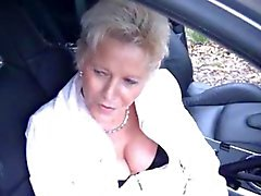 Mature Dogging in the Forest