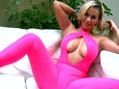 Pretty hot in pink