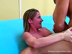 Amateur Barely Legal Takes Dick - Jayleine Goes Wild
