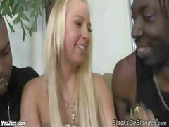 Amazing Carla Cox Blowjob And Hard Fucking Black Cock Till Get Cum On Face Part 1