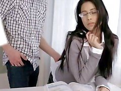 horny student paula fucked after school
