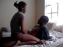 Antigua and barbuda Teen sextape After school fuck