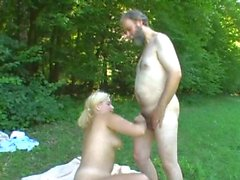 old man young girl - Derek & Christy - a dirty old stud