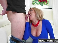 RealityKings - Big Tits Boss - Pa - The Blow Job