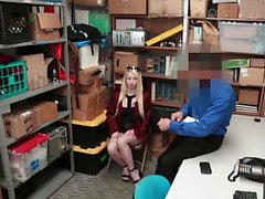ShopLyfter - Rich And Bratty Celebrity Darcie Belle Fucked