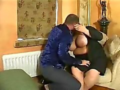 Young horny British BBW