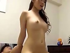 Adorable Horny Korean Girl Having Sex