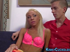 petite teen rides big rod clip feature 1