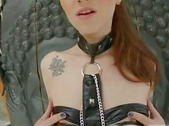 Cumforcover Misha Cross blowbang with 4 cum spurting cocks