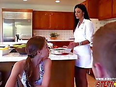 Hot MILF India Summer feels horny