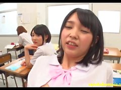 Jav Teen Mizunami Fucked In The Back Of Classroom