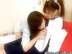 Extremely hot japanese schoolgirls part1