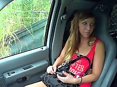 Teen hitchhiker cuffed