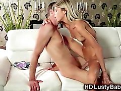Teenage Skinny Beauty Fucked Hard!
