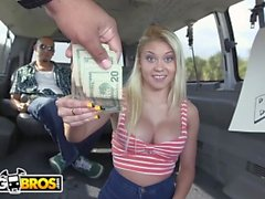 BANGBROS - Young Social Justice Warrior Marsha May Gets Fucked on Bang Bus!