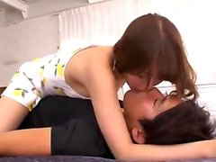 Hot close up views of Japanese hardcore sex