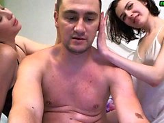 Bad Girl Webcam Teen Threesome